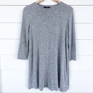 Forever 21 Gray Tunic